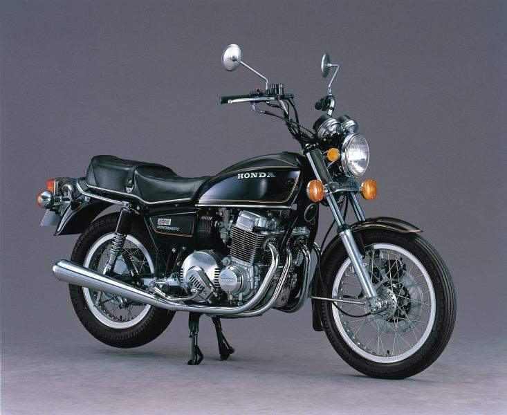 honda cb 750 hondamatic specs 1975 1976 autoevolution. Black Bedroom Furniture Sets. Home Design Ideas