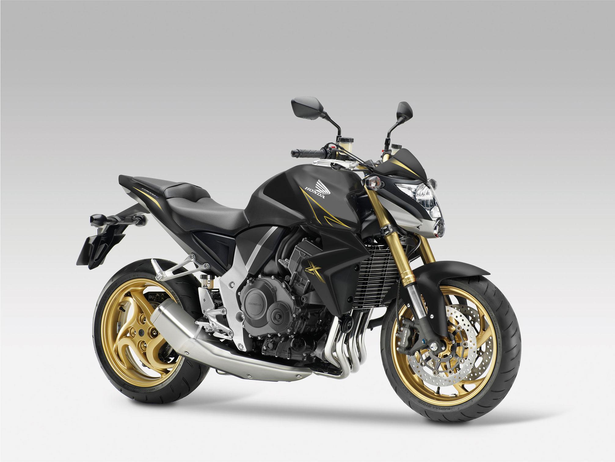 2013 Honda CB1000R Review