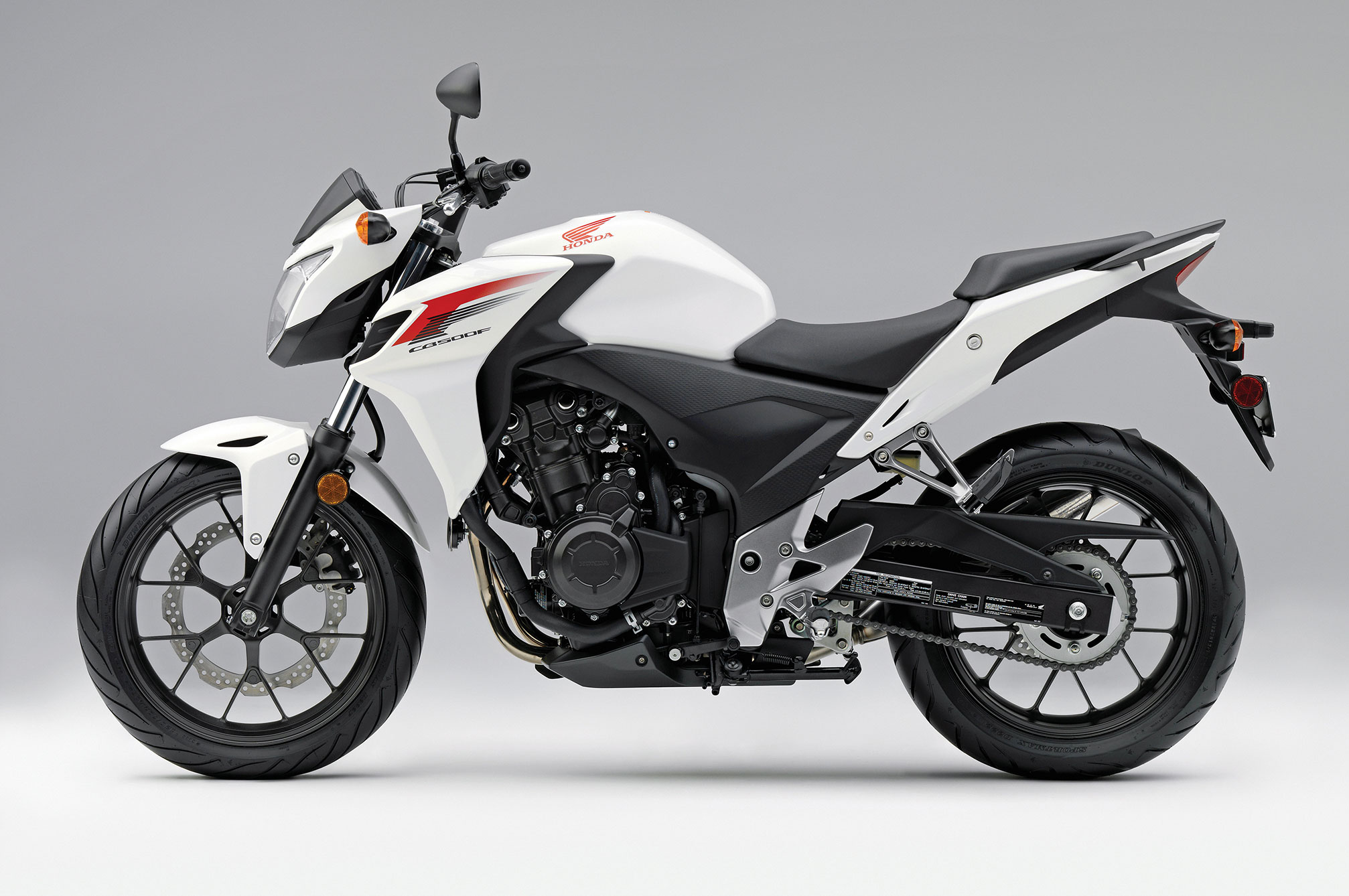 HONDA CB 500F specs - 2013, 2014 - autoevolution