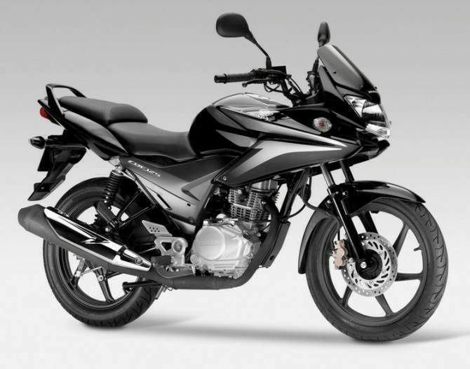 honda cbf 125 stunner specs 2012 2013 autoevolution. Black Bedroom Furniture Sets. Home Design Ideas