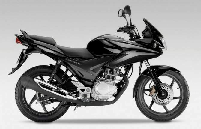 honda cbf 125 stunner specs 2013 2014 autoevolution. Black Bedroom Furniture Sets. Home Design Ideas