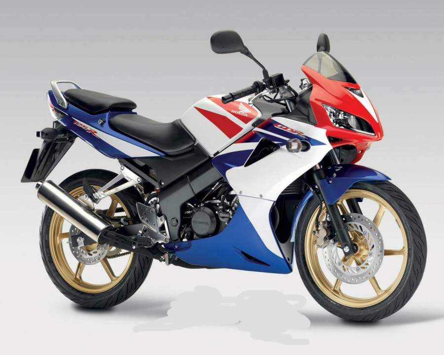 Honda Cbr 125 R 2010 2011 2012 2013 2014 2015 2016