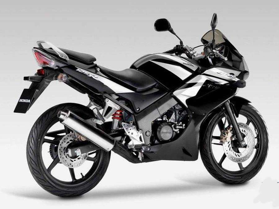 honda cbr 125r specs 2005 2006 autoevolution. Black Bedroom Furniture Sets. Home Design Ideas