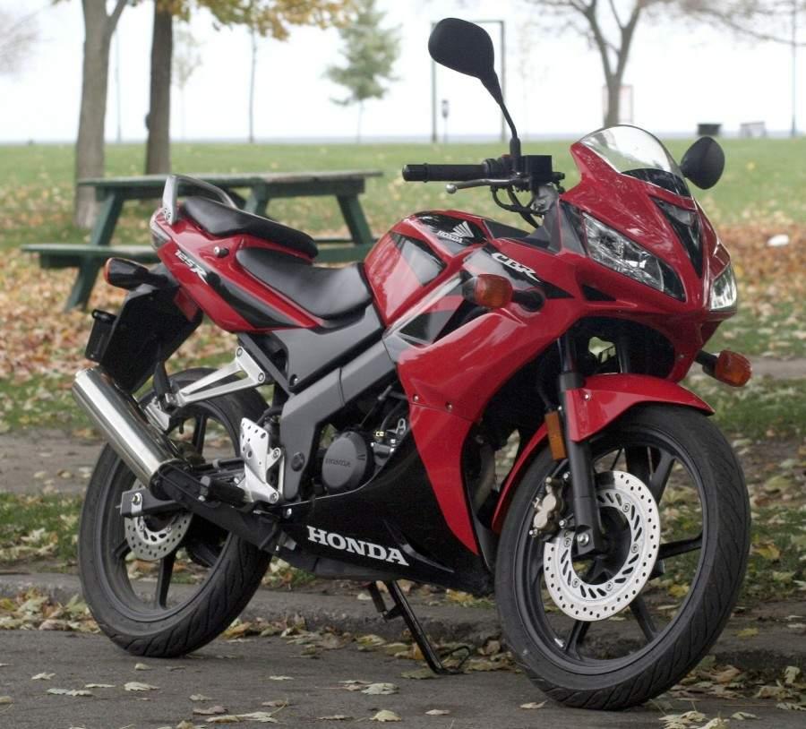 Honda Cbr 125r Specs 2009 2010 2011 2012 2013 2014