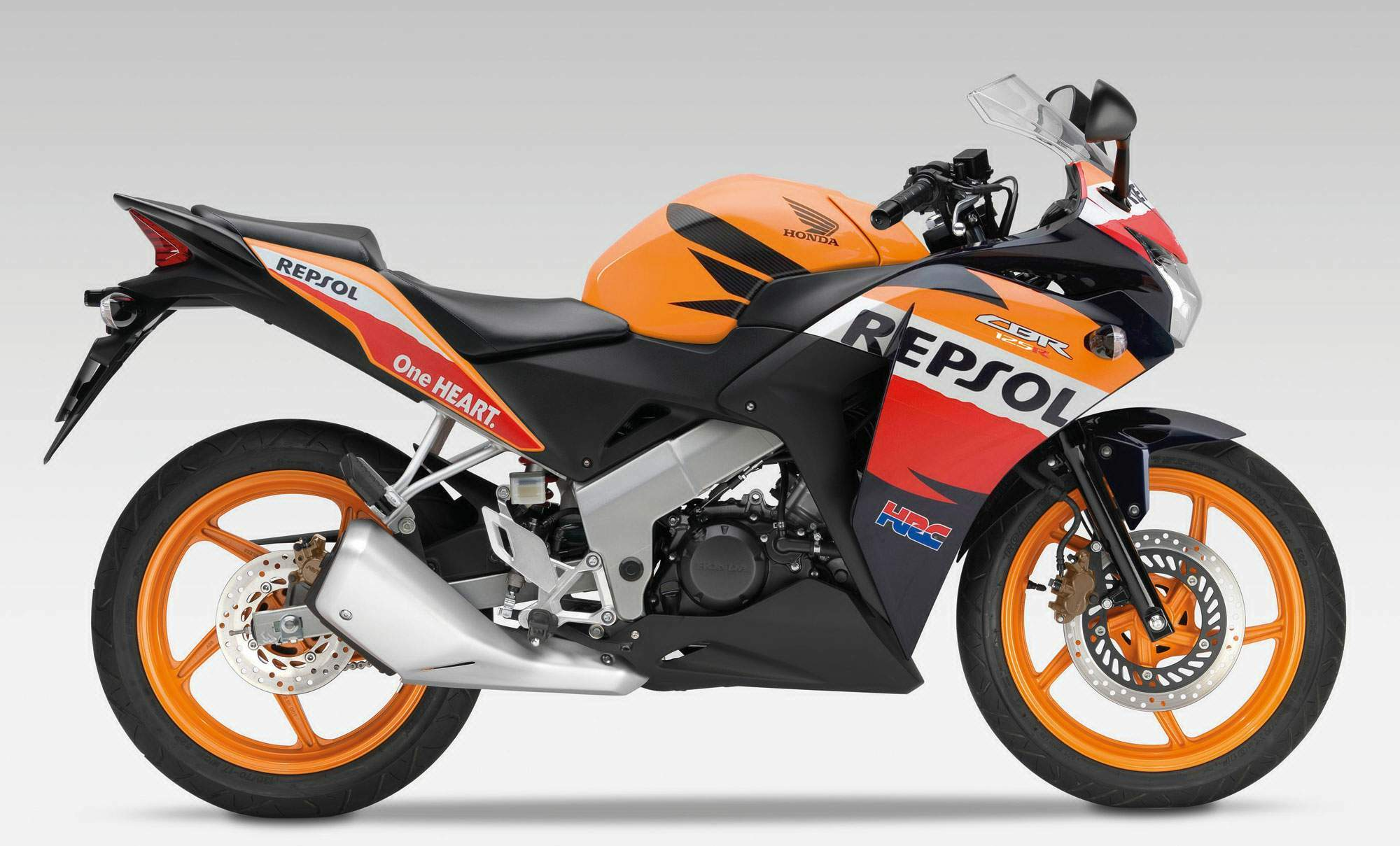 honda cbr 125r repsol 2012 2013 2014 2015 2016 autoevolution. Black Bedroom Furniture Sets. Home Design Ideas
