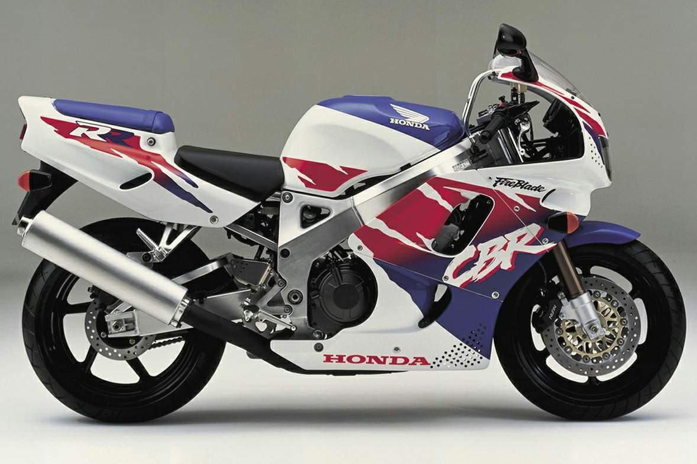 Honda Cbr 900 Rr Fireblade Specs 1994 1995 Autoevolution