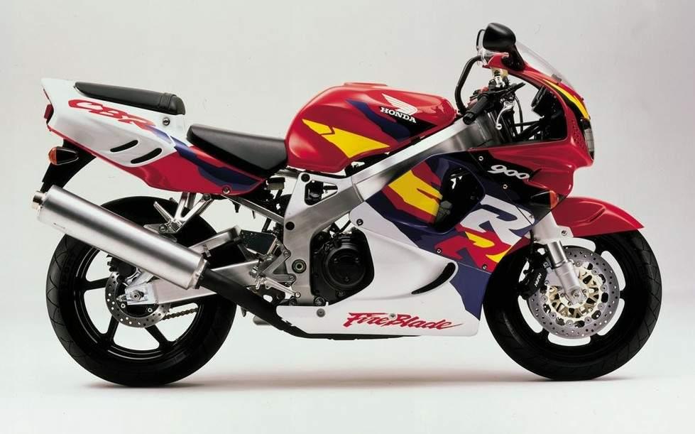 1999 cbr900rr weight