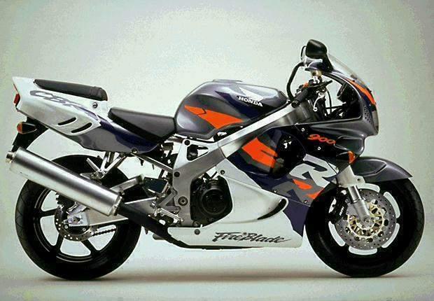 HONDA CBR 900RR Fireblade specs - 1996, 1997, 1998, 1999 ...