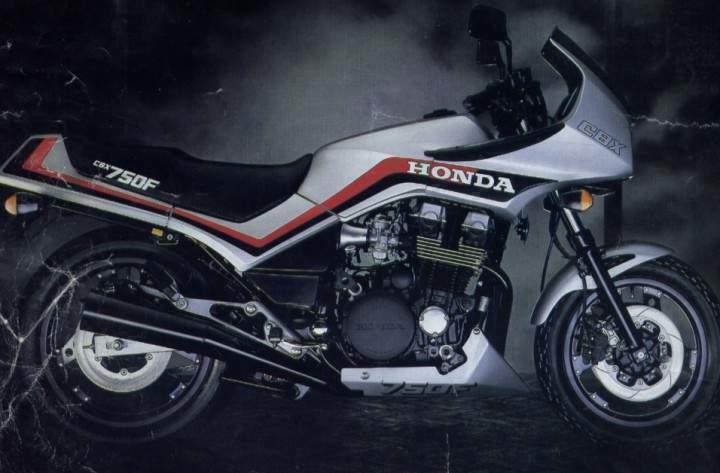 Compare Tire Sizes >> HONDA CBX 750F - 1983, 1984, 1985 - autoevolution