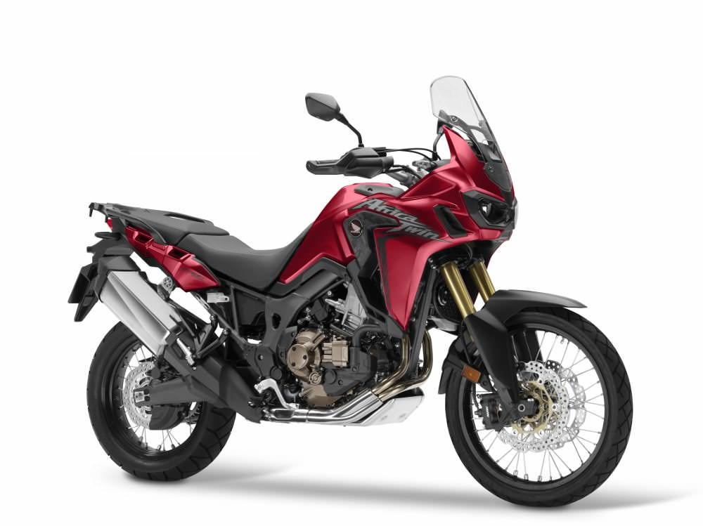 honda crf1000l africa twin dct 2017 autoevolution. Black Bedroom Furniture Sets. Home Design Ideas