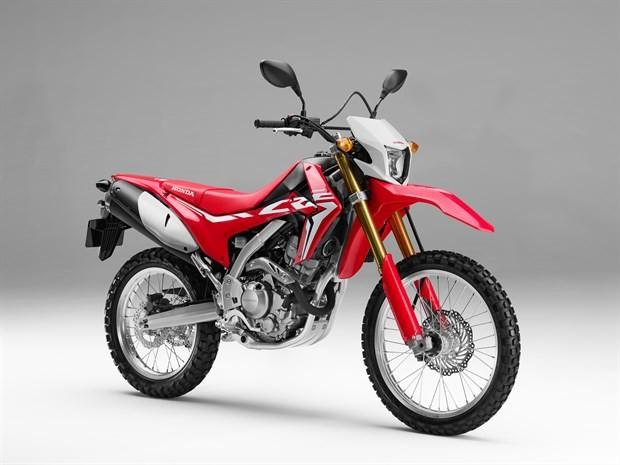 Honda Crf250l Specs - 2017  2018  2019  2020