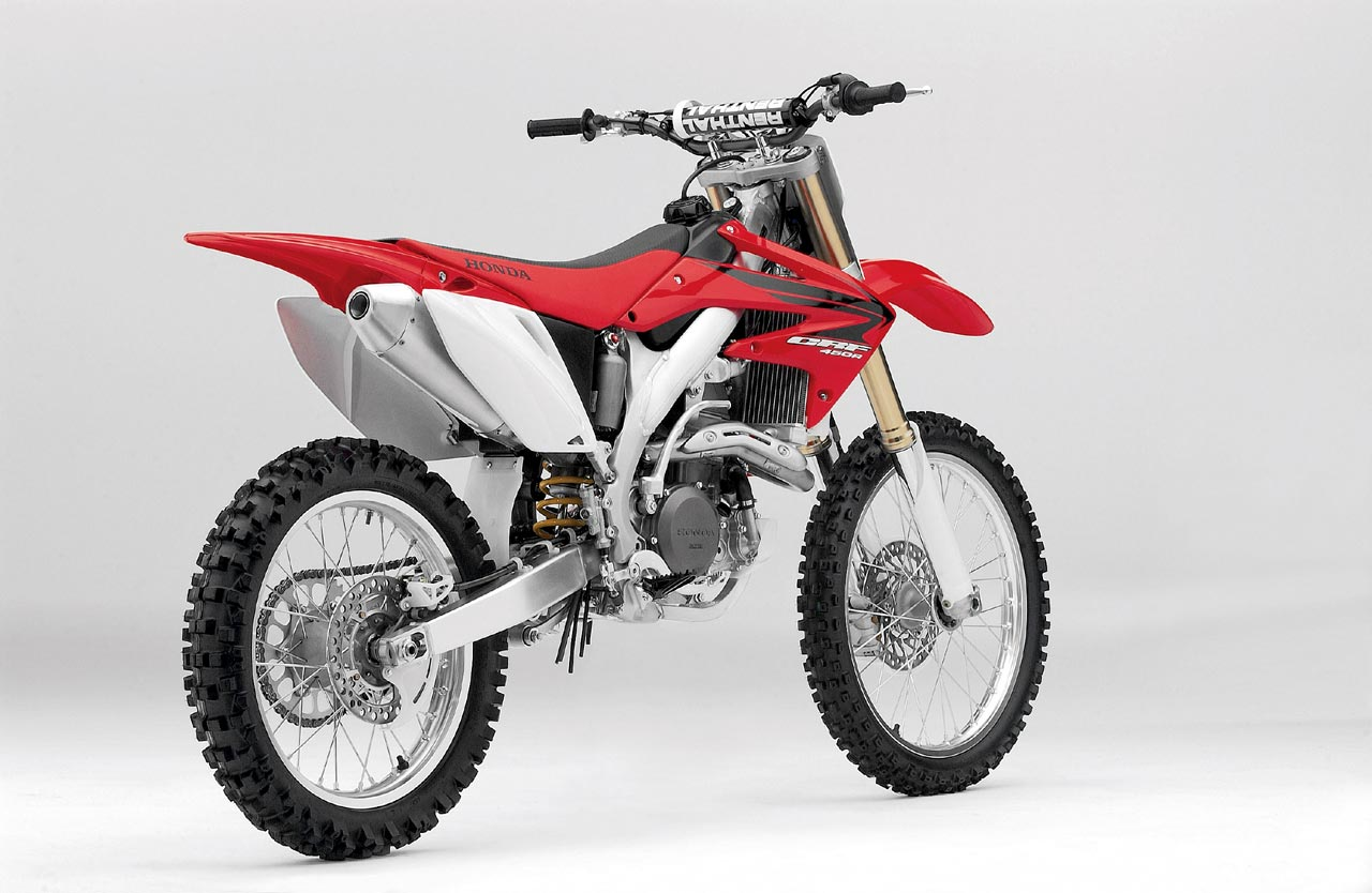 honda crf450r specs 2006 2007 autoevolution. Black Bedroom Furniture Sets. Home Design Ideas