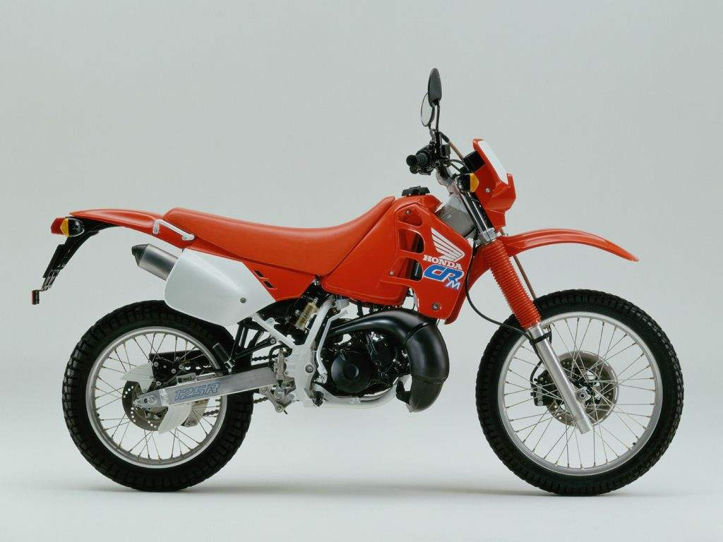 Honda Crm125r 1990 1991 1992 1993 1994 1995 1996