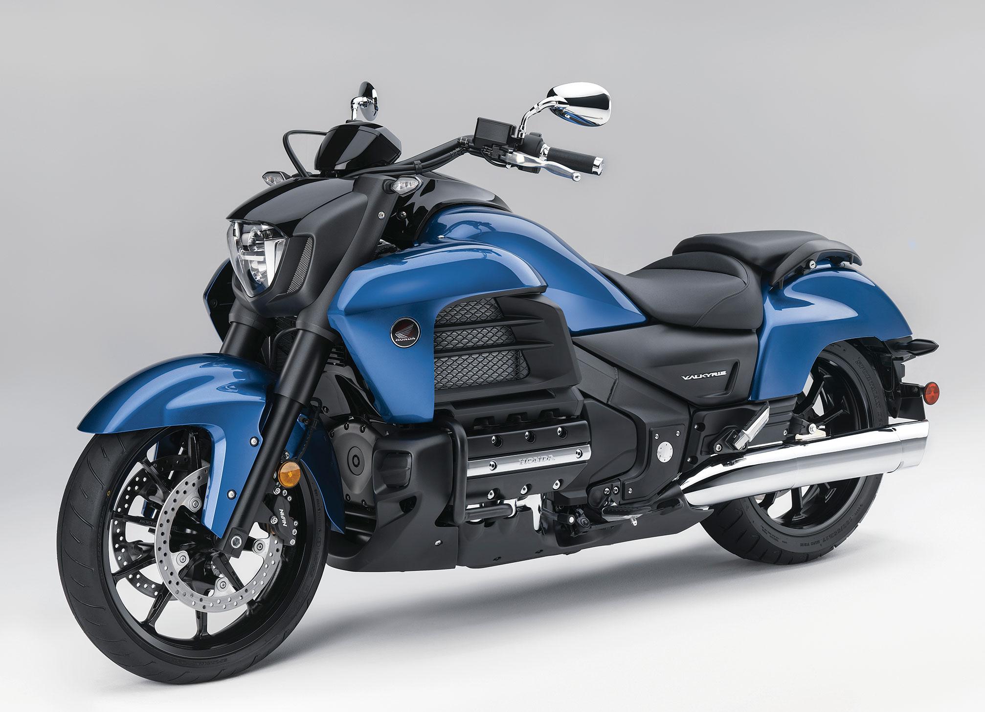 2018 Honda Valkyrie >> HONDA GL1800C Valkyrie - 2013, 2014 - autoevolution