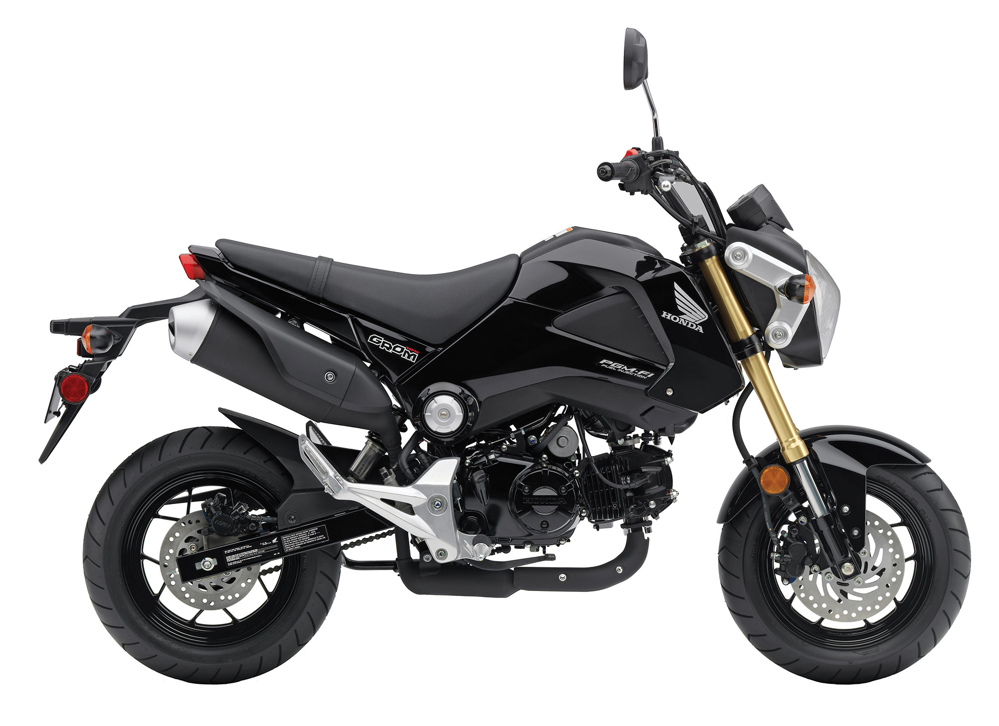 honda msx125 specs 2013 2014 autoevolution. Black Bedroom Furniture Sets. Home Design Ideas