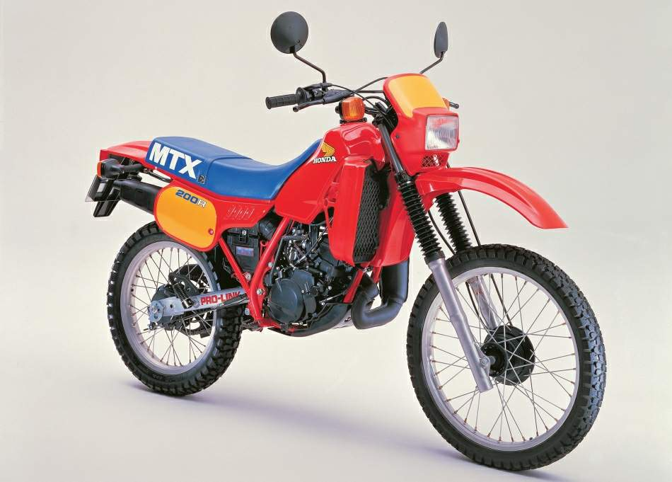 honda mtx 200r specs 1983 1984 1985 autoevolution. Black Bedroom Furniture Sets. Home Design Ideas