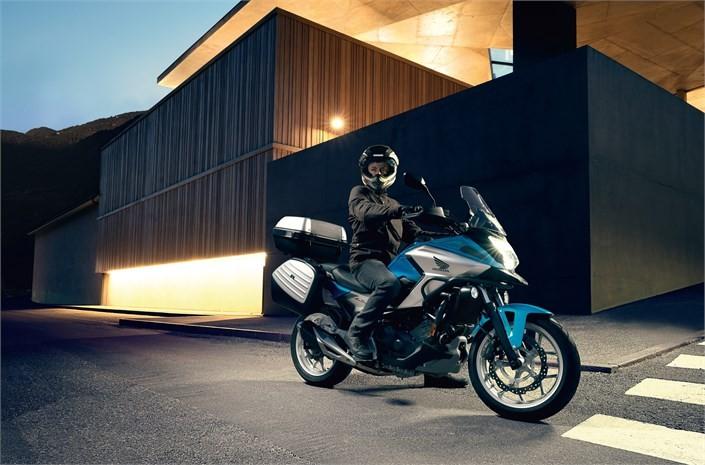HONDA NC750X DCT specs - 2018 - autoevolution