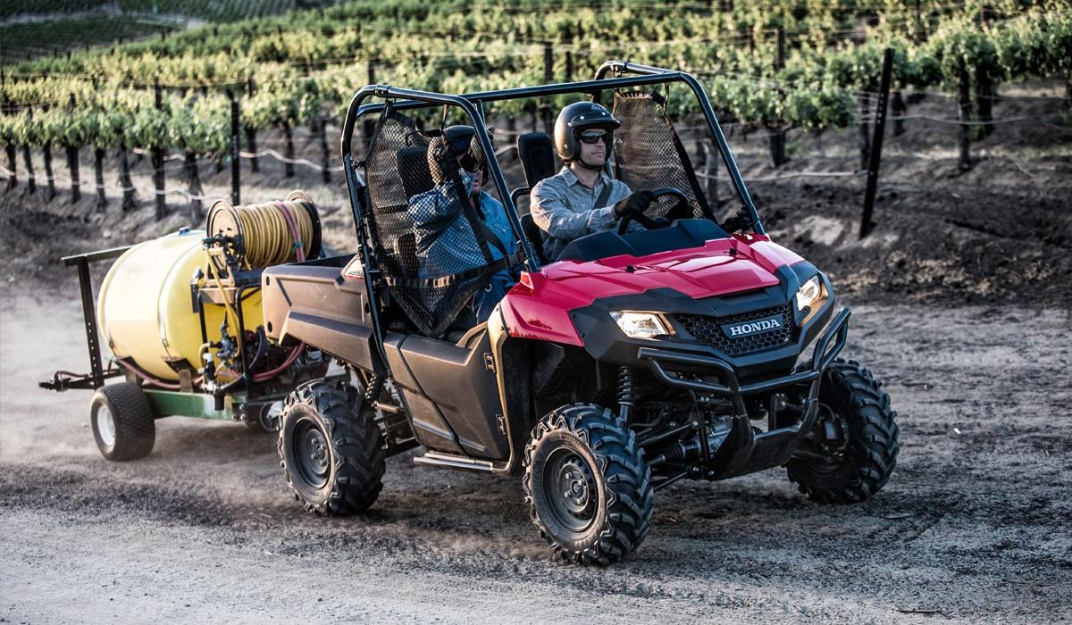 HONDA PIONEER 700 - 2017 - autoevolution