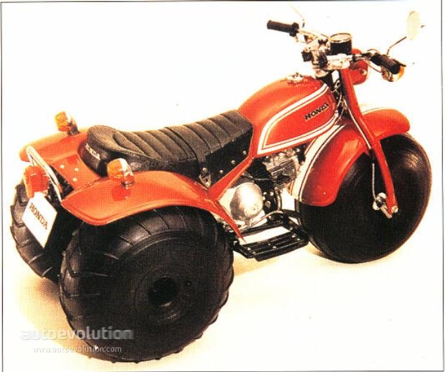 HONDA ATC90 specs - 1970, 1971, 1972, 1973, 1974, 1975 ...
