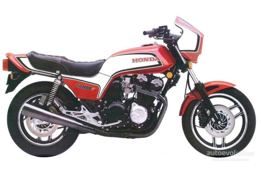 HONDA CB 1100 F 1983