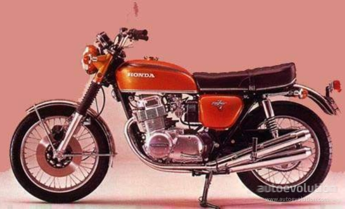 honda cb 750 k 1969 1970 1971 autoevolution. Black Bedroom Furniture Sets. Home Design Ideas