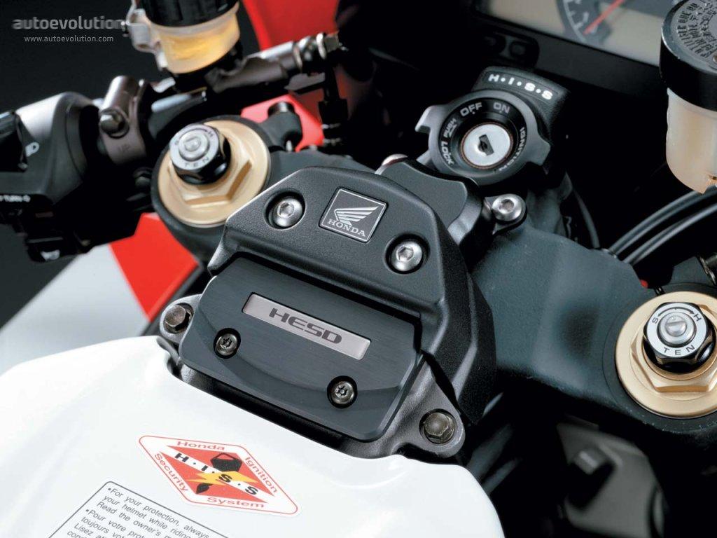 HONDA CBR 1000 RR Fireblade specs - 2004, 2005, 2006, 2007