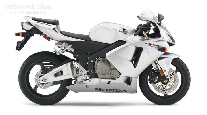 HONDA CBR 600 RR specs - 2007, 2008 - autoevolution