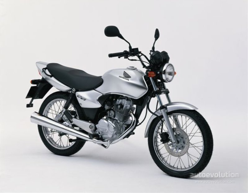 2014 Model Of Honda Cg 125 | Autos Post