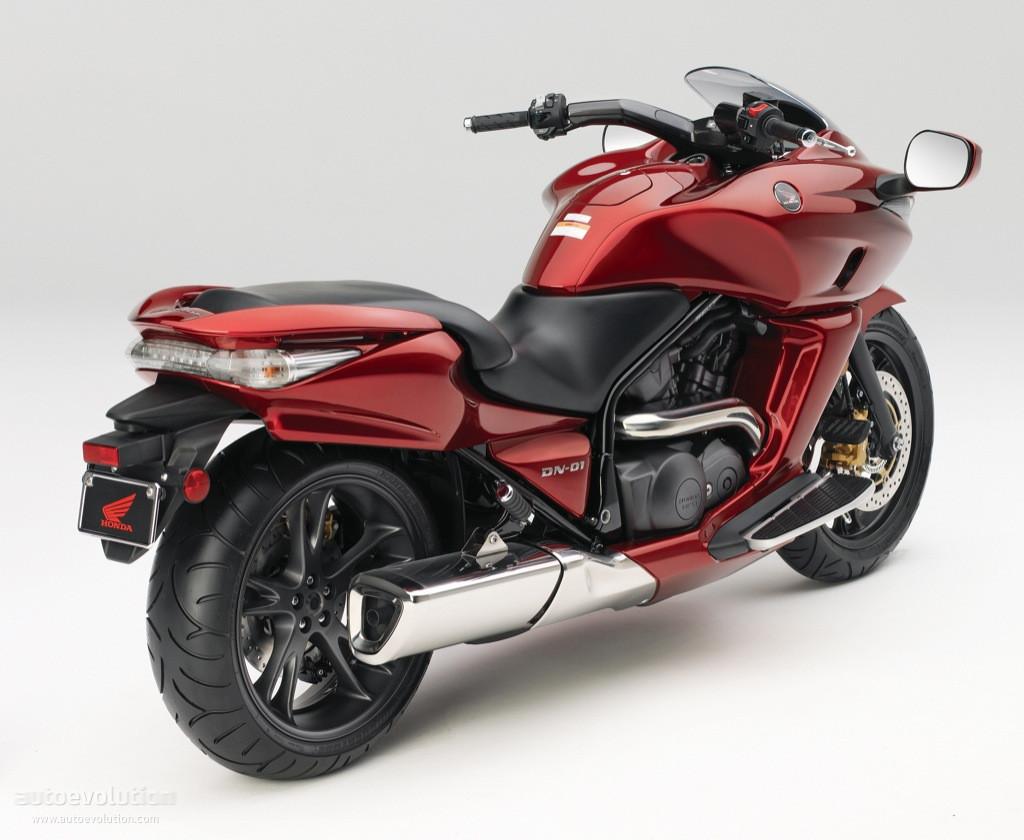 Honda: HONDA DN 01