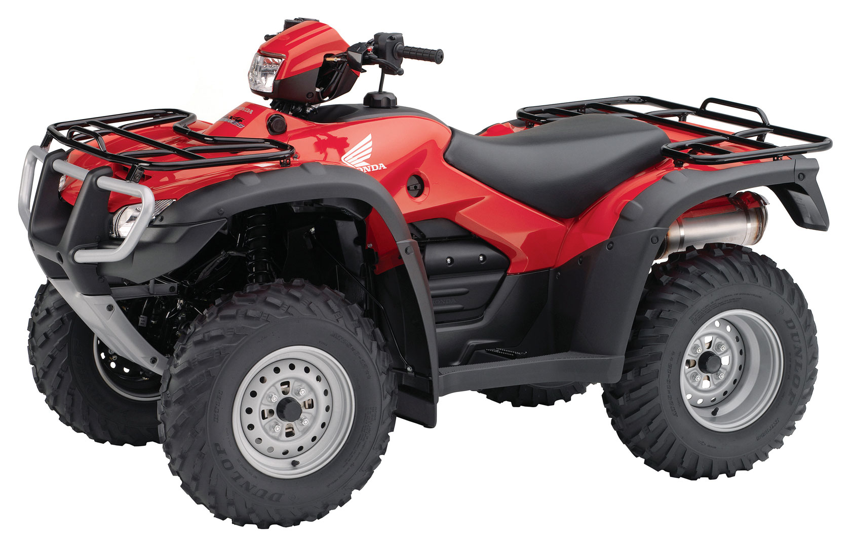 honda fourtrax foreman 4x4 es trx500fe specs 2008 2009 autoevolution. Black Bedroom Furniture Sets. Home Design Ideas