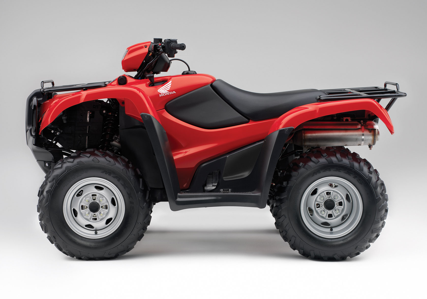 Honda Fourtrax Foreman 4x4 Es With Power Steering