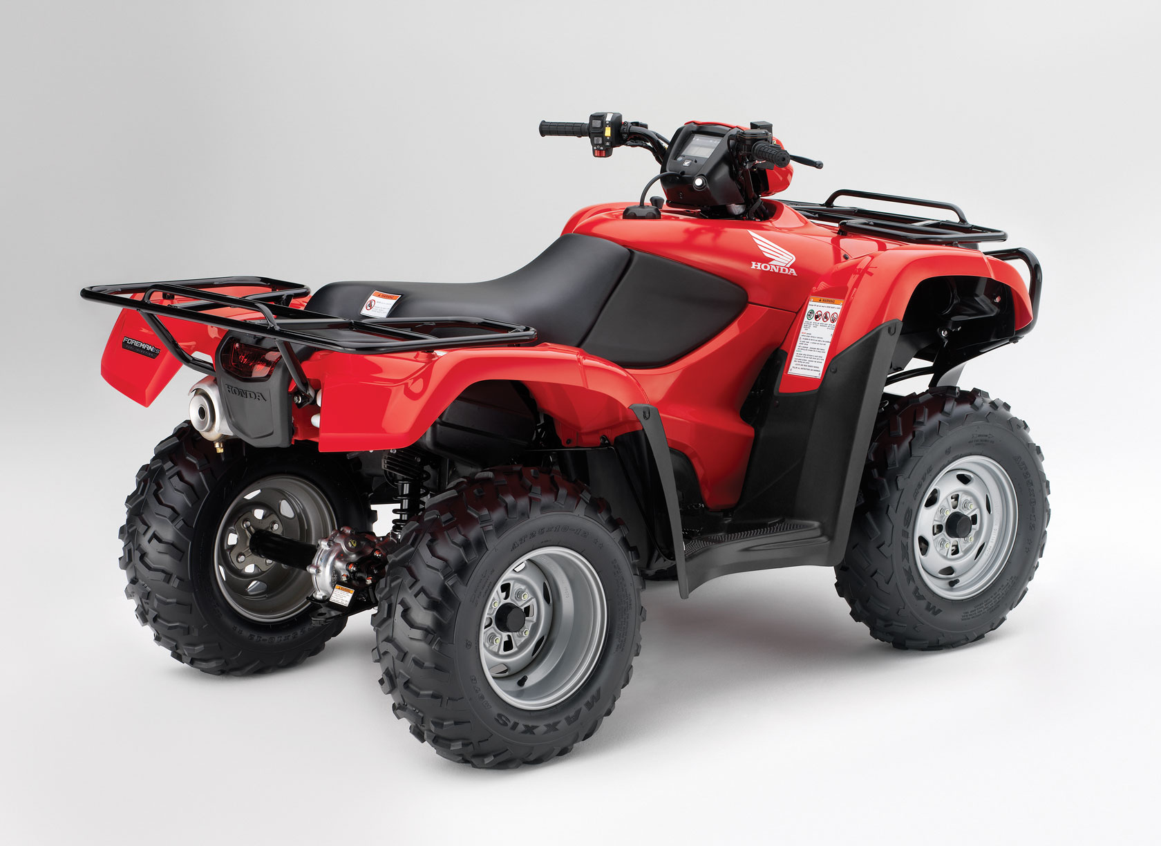 honda fourtrax foreman 4x4 es with power steering trx500fpe specs 2011 2012 autoevolution. Black Bedroom Furniture Sets. Home Design Ideas