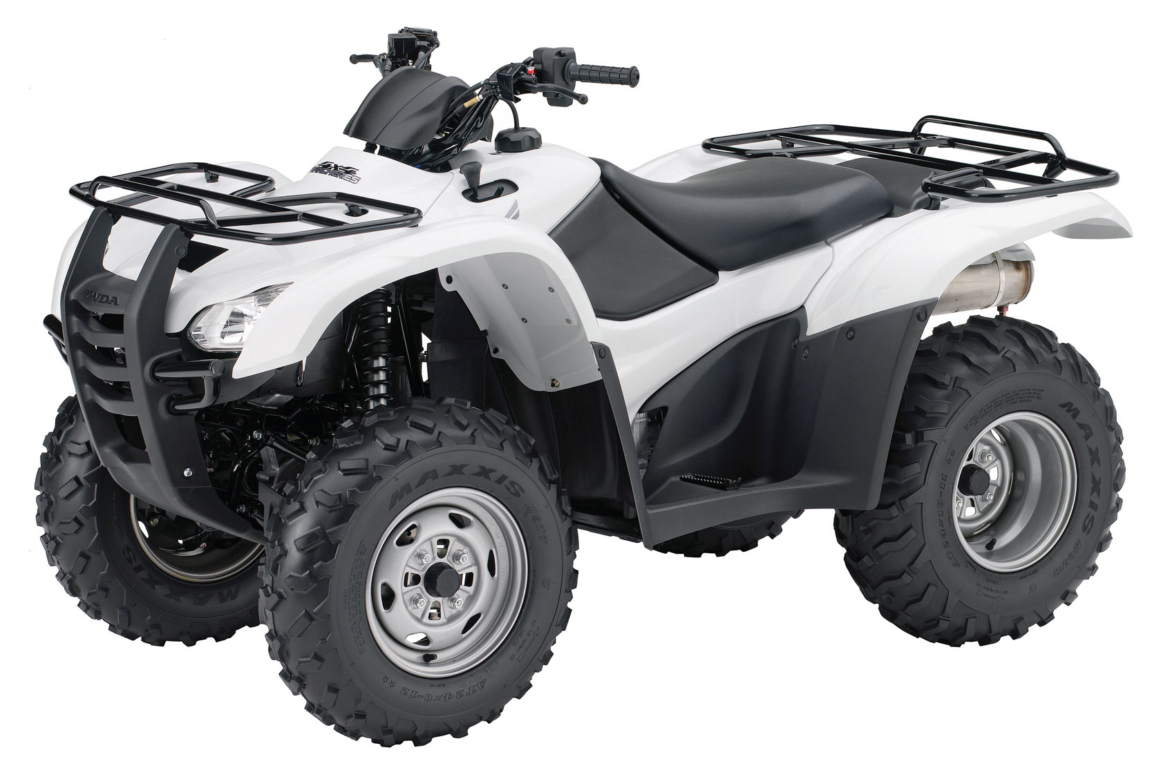 Honda Fourtrax Rancher 4x4 Es With Power Steering