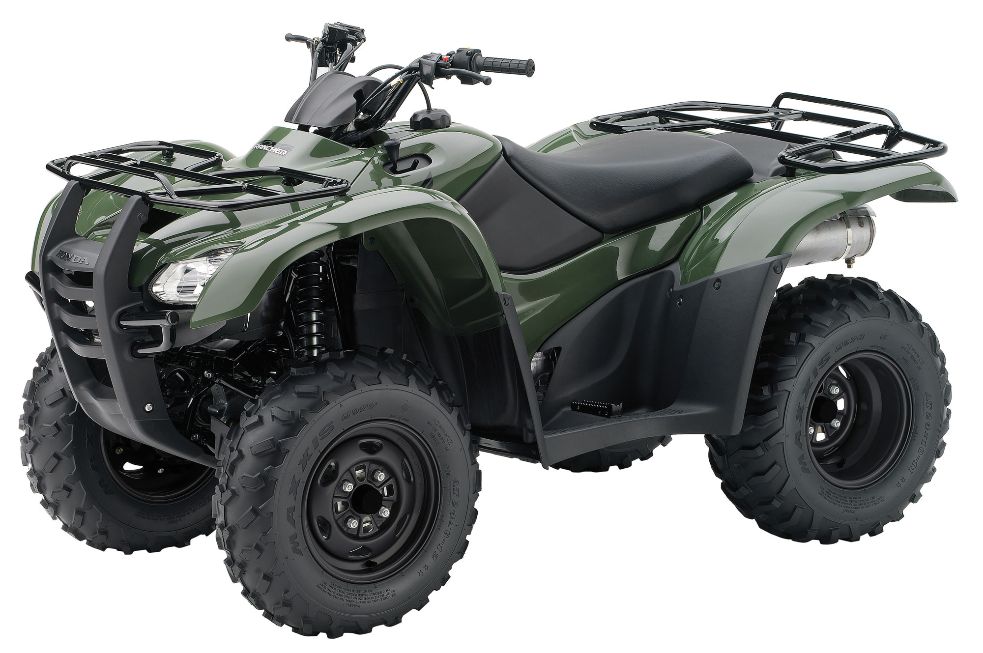 honda fourtrax rancher 4x4 trx420fm specs 2012 2013 autoevolution. Black Bedroom Furniture Sets. Home Design Ideas