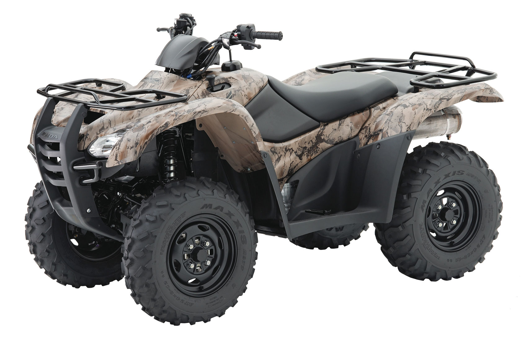 HONDA FourTrax Rancher AT TRX420FA - 2008, 2009 - autoevolution