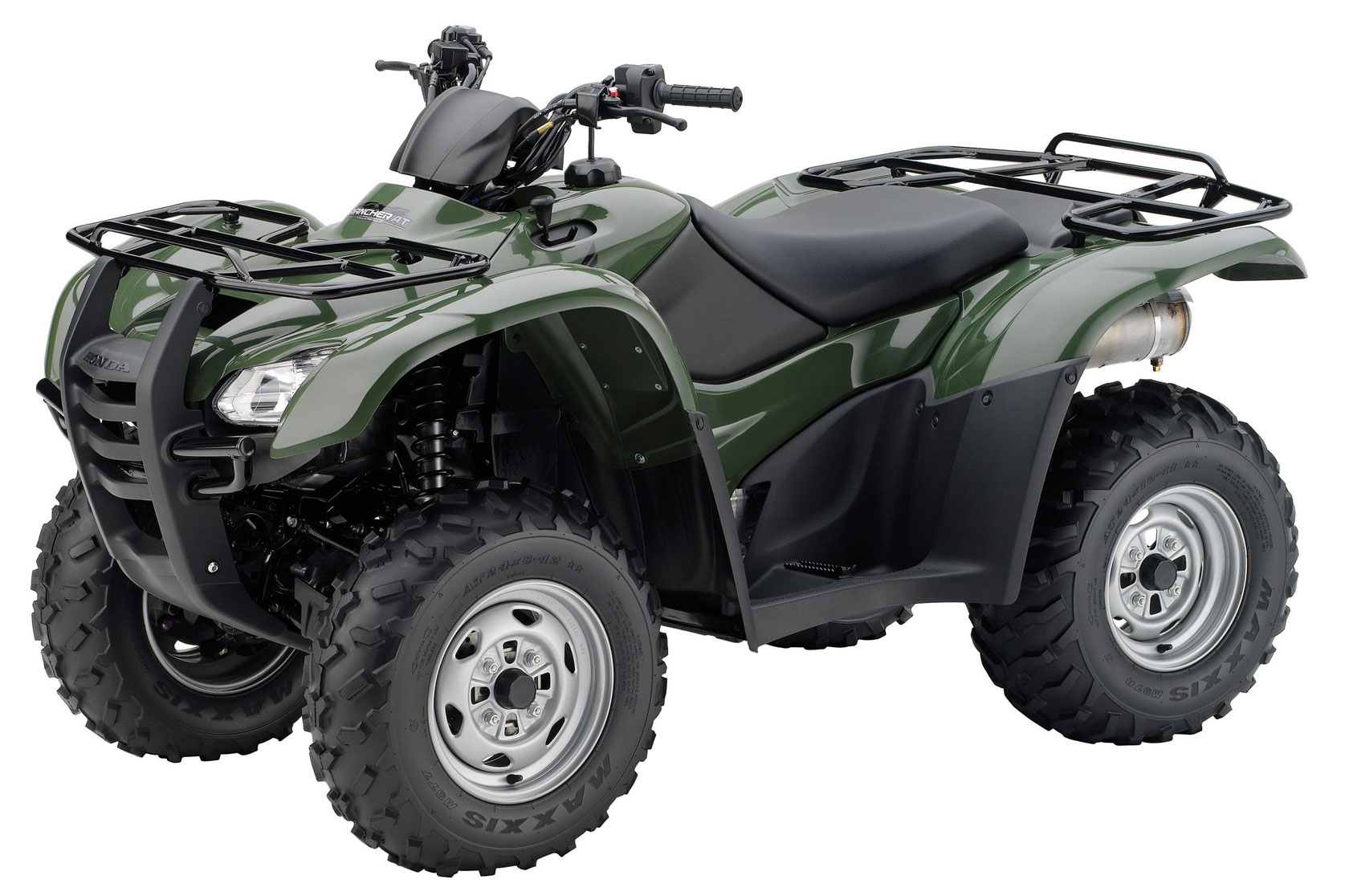 Honda Fourtrax Rancher At With Power Steering Trx420fpa