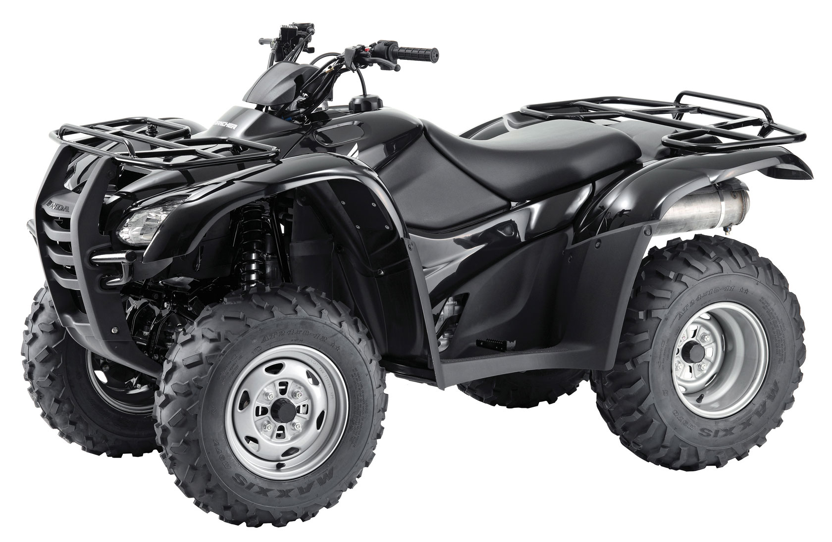 ... HONDA FourTrax Rancher TRX420TM (2008 - 2009)