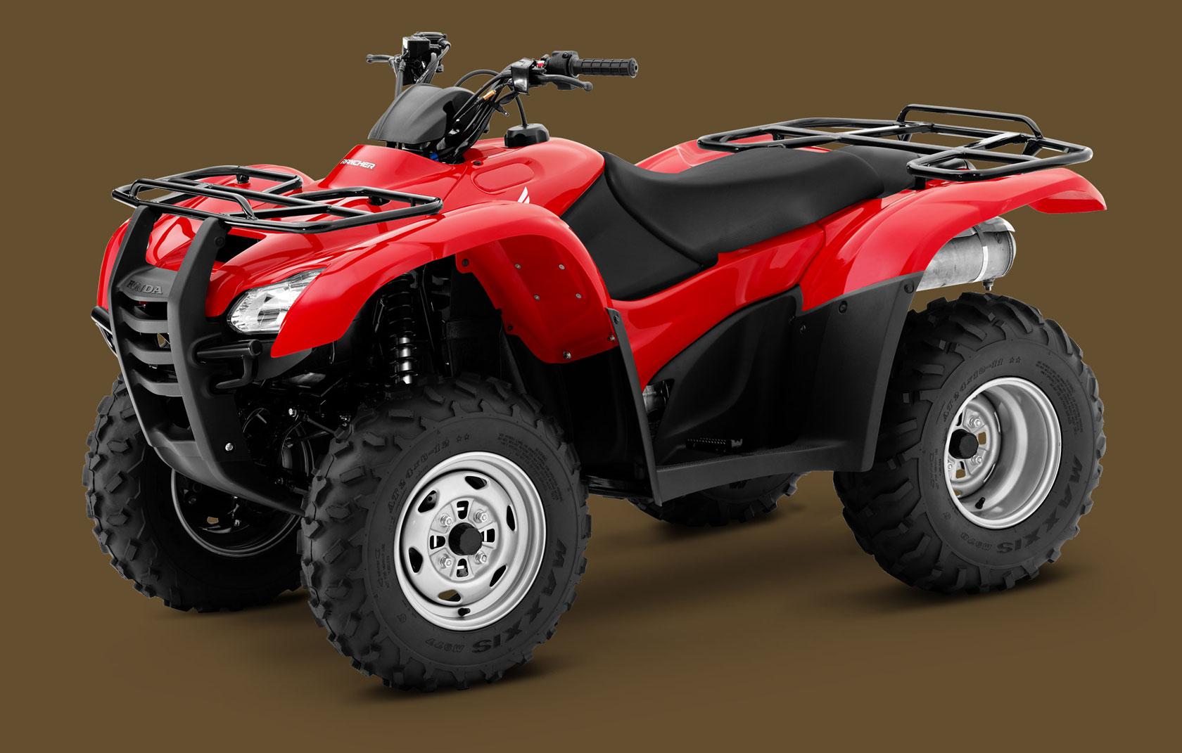 HONDA FourTrax Rancher TRX420TM specs - 2009, 2010 ...