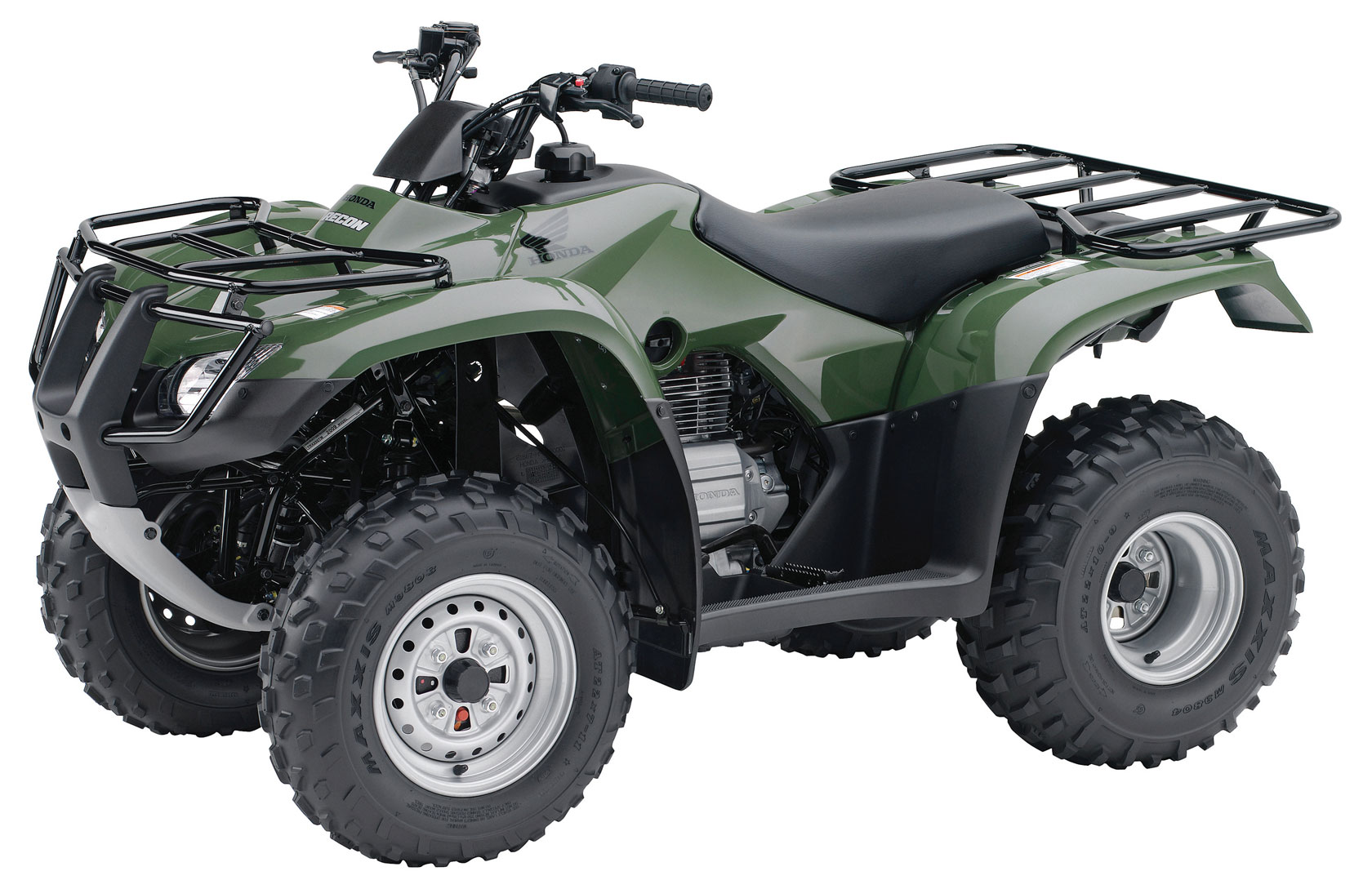Honda Fourtrax Rancher Trx420tm Specs 2011 2012