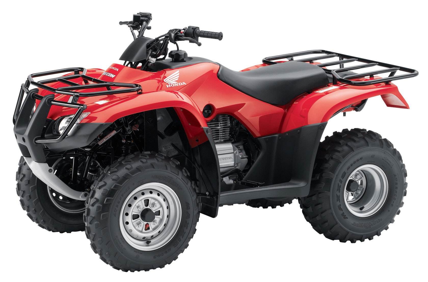 honda fourtrax recon trx250tm 2008 2009 autoevolution. Black Bedroom Furniture Sets. Home Design Ideas