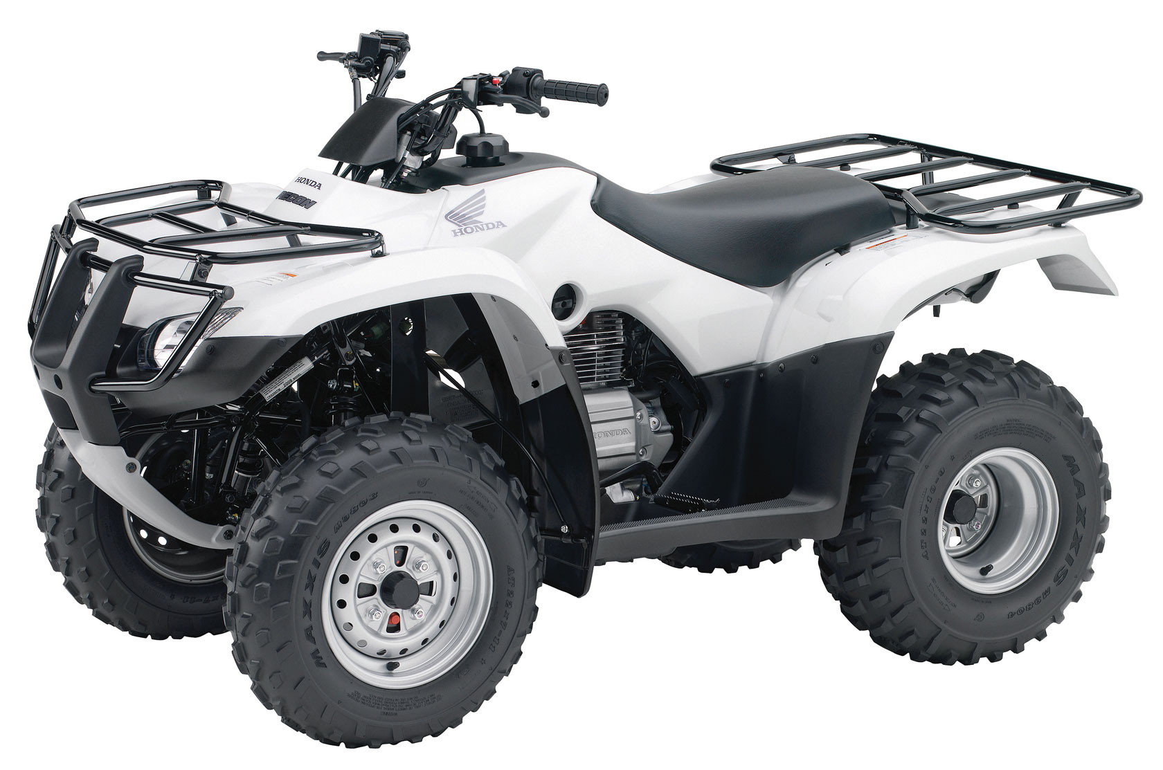 Honda Fourtrax Recon Trx250tm Specs