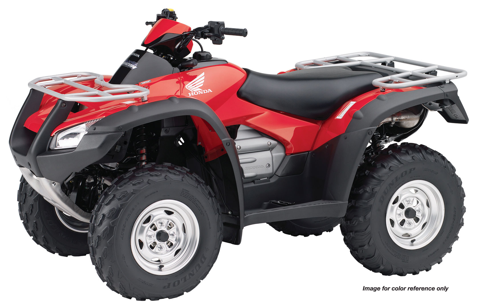 honda fourtrax rincon trx680fg specs 2009 2010 autoevolution. Black Bedroom Furniture Sets. Home Design Ideas