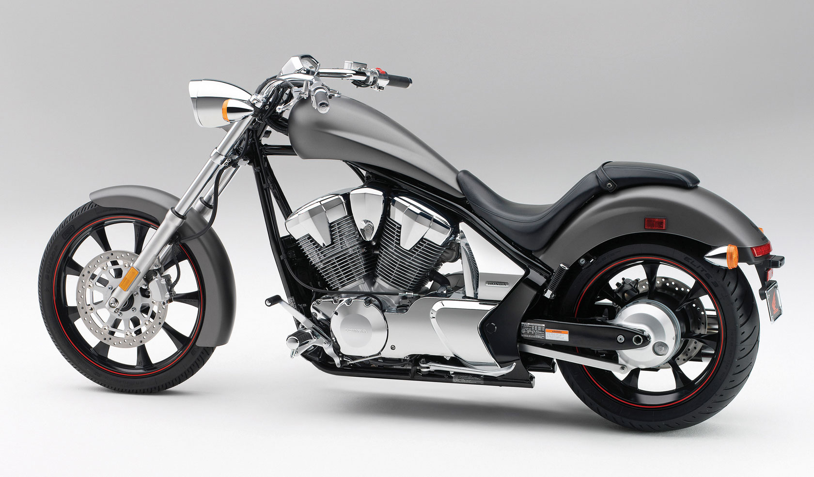 honda fury vt1300cx 2009 2011