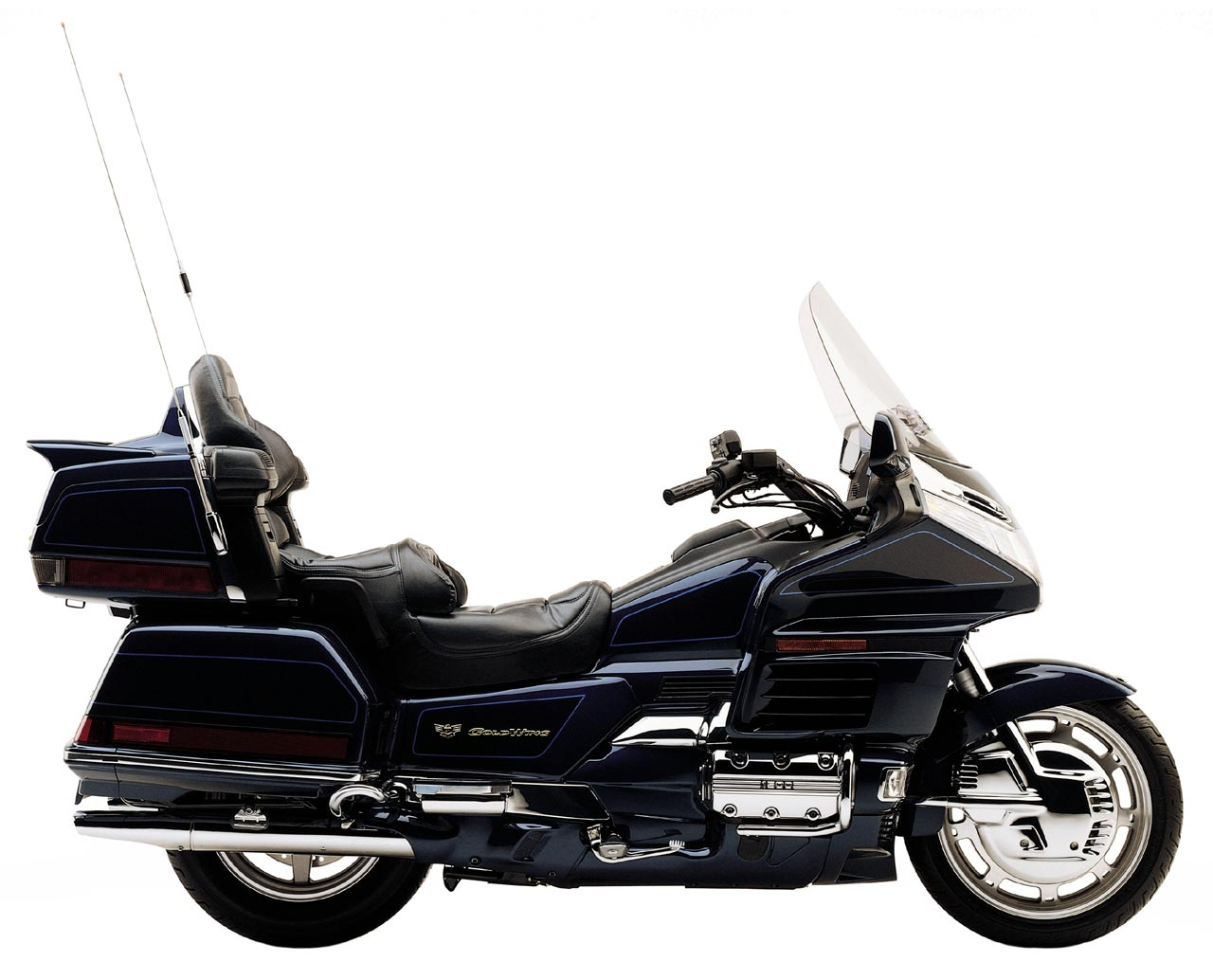 honda gl1500 gold wing se 1999 2000. Black Bedroom Furniture Sets. Home Design Ideas