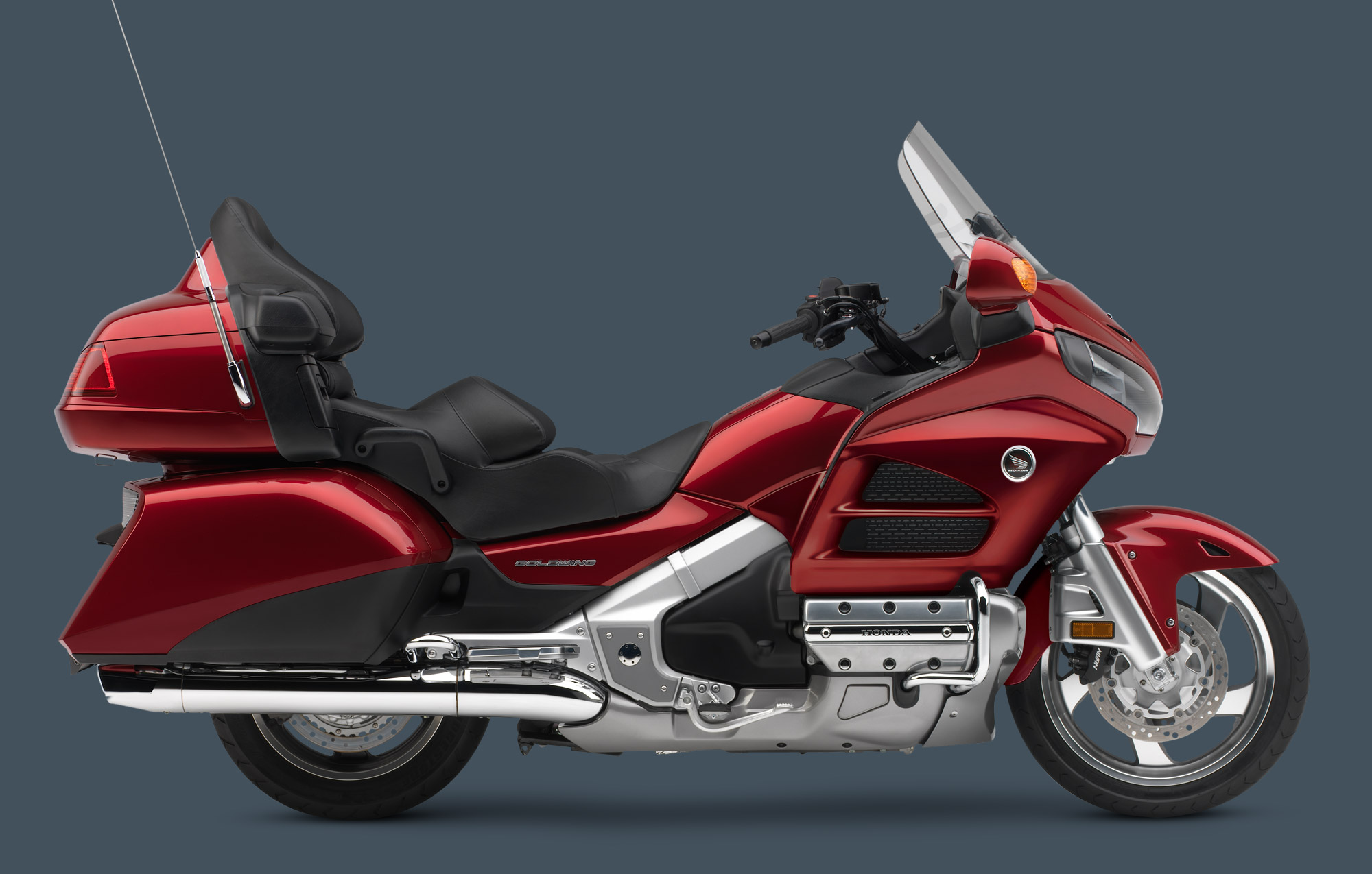 HONDA GL 1800 Gold Wing - 2012, 2013 - autoevolution