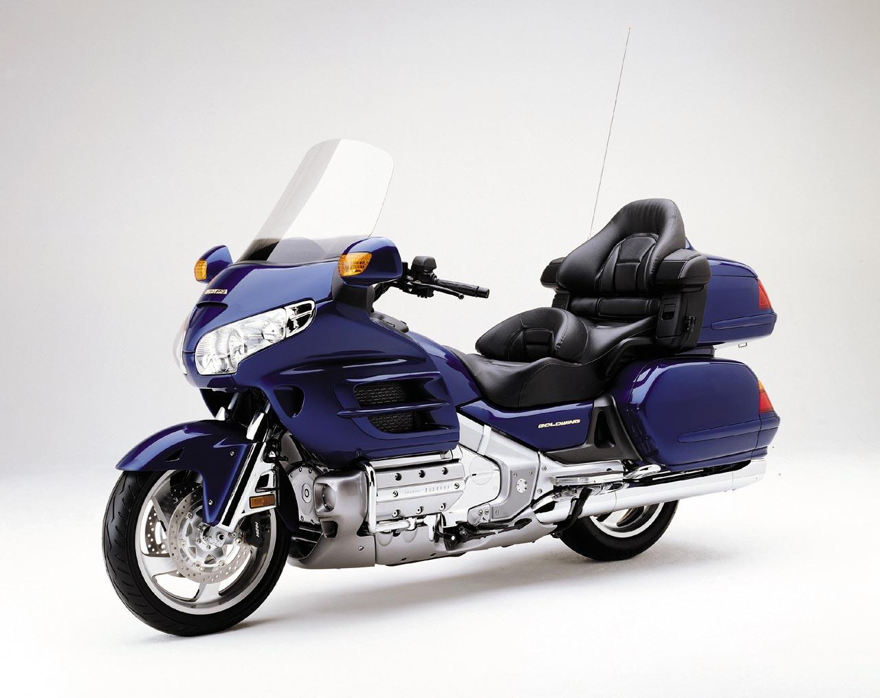 HONDA GL 1800 Gold Wing specs - 2000, 2001 - autoevolution