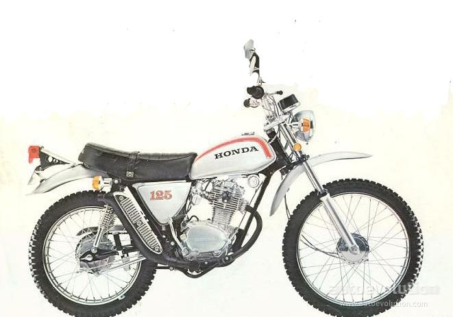 HONDA SL 125 specs - 1971, 1972, 1973 - autoevolution