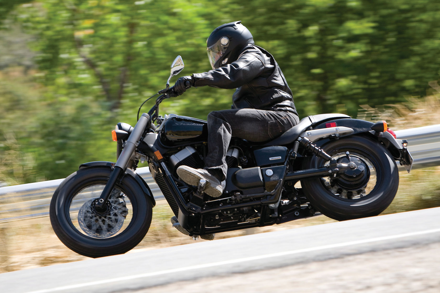 Hondashadowphantomvt C A on New Engine Water Cooled Harley