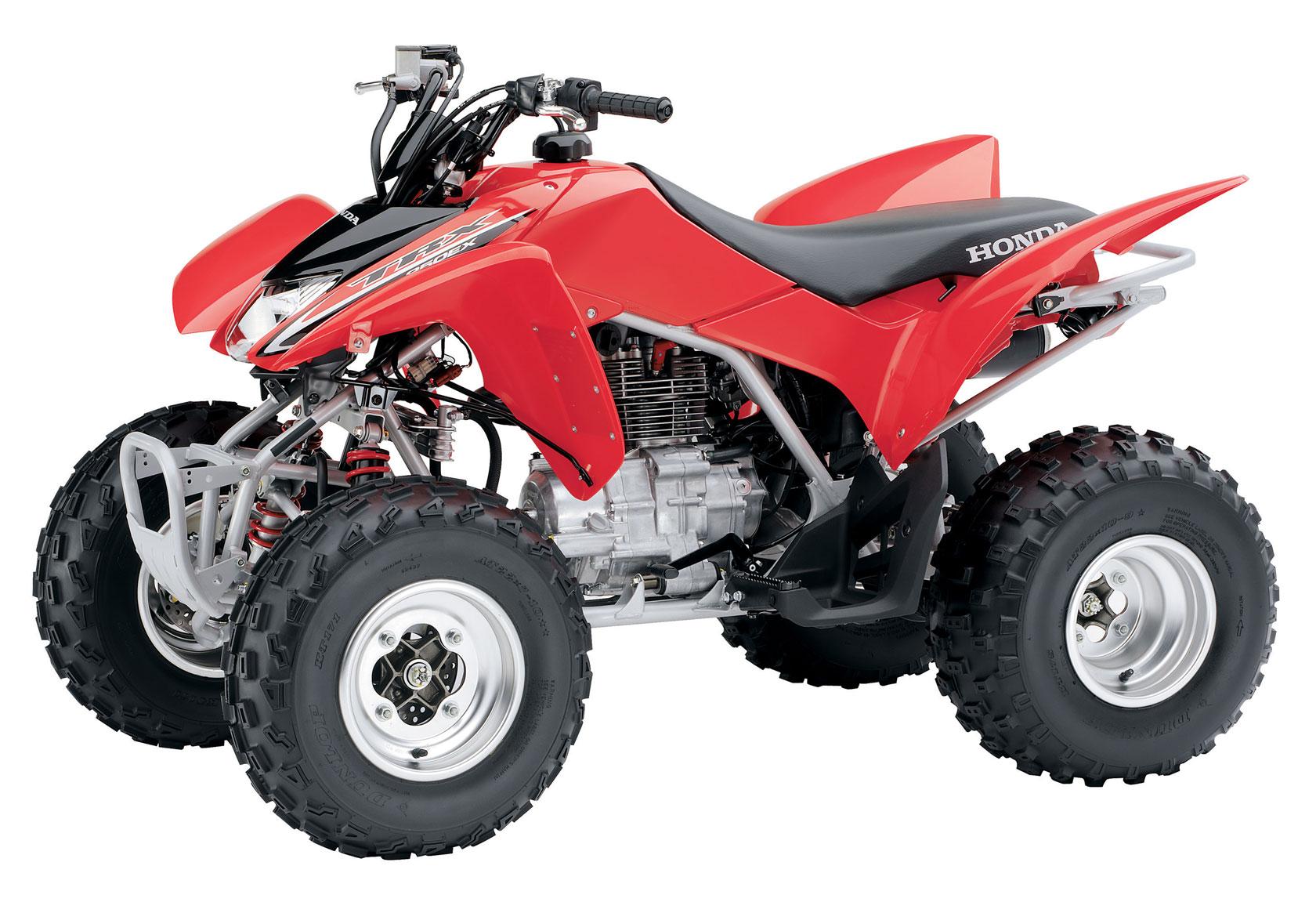 HONDA TRX250X - 2008, 2009 - autoevolution