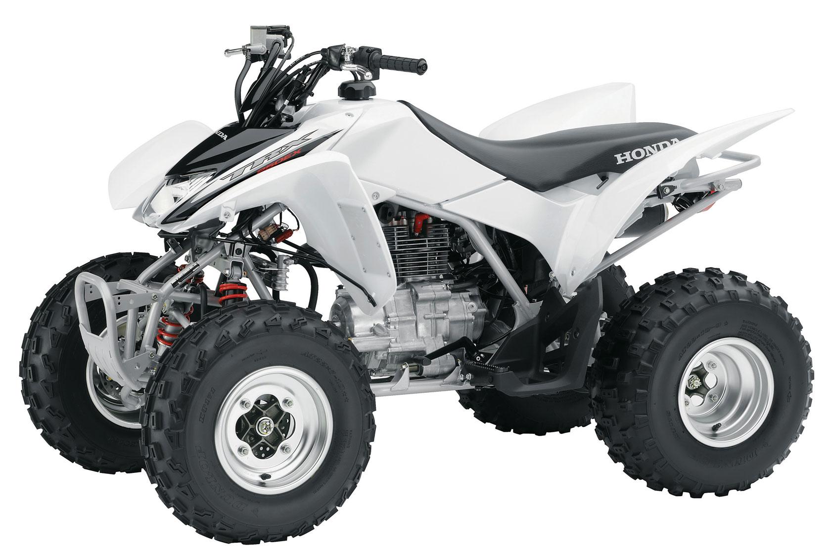 HONDA TRX250X specs - 2008, 2009 - autoevolution